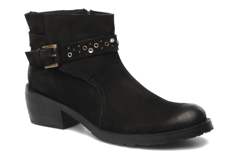 Últimos recortes de precios Any Boots Caroline (Negro) - Botines  chez Sarenza