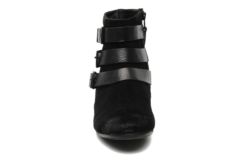 Bottines et boots Any Boots Marine Noir vue portées chaussures