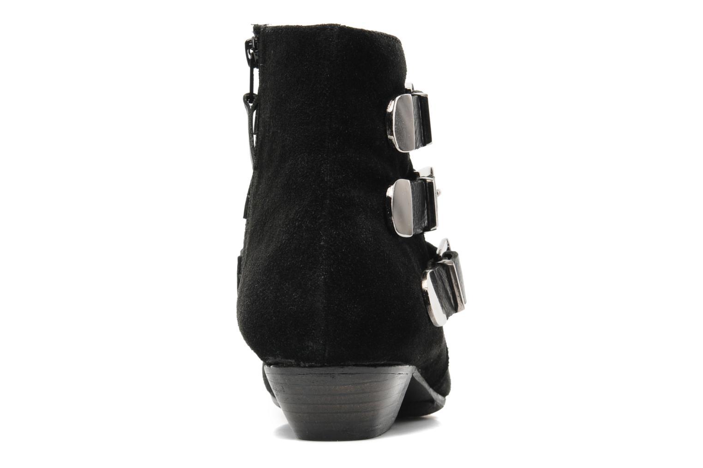 Bottines et boots Any Boots Marine Noir vue droite
