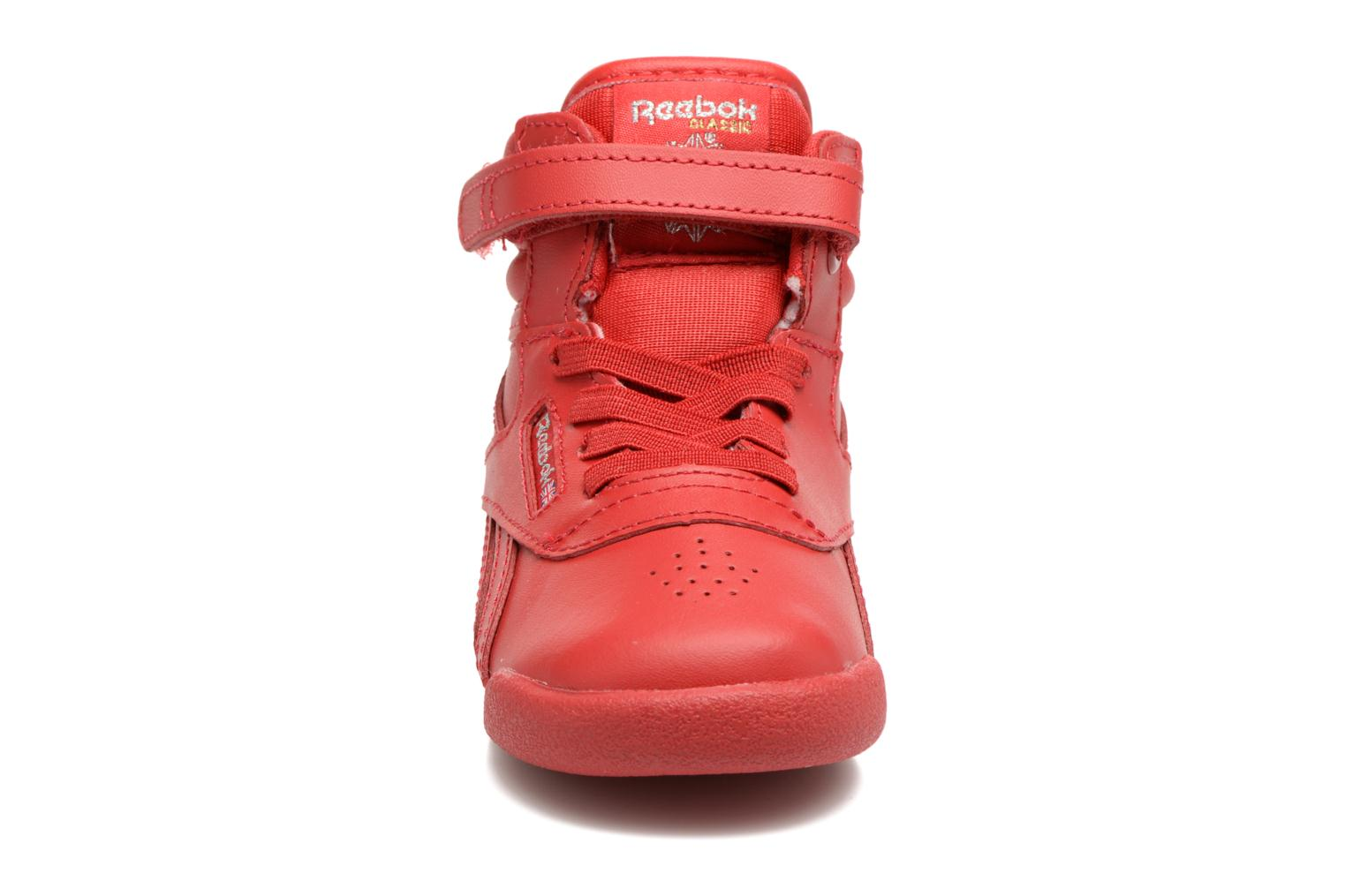 Trainers Reebok F/S Hi-E Red model view
