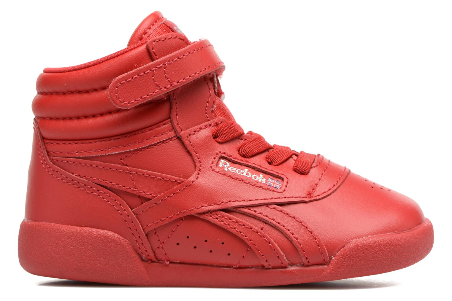Trainers Reebok F/S Hi-E Red back view