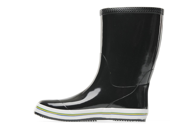 Boots en enkellaarsjes Havaianas Aqua Rain Boots Zwart voorkant
