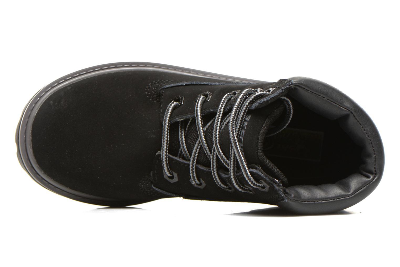 Boots en enkellaarsjes Skechers Mecca Lumberjack Zwart links