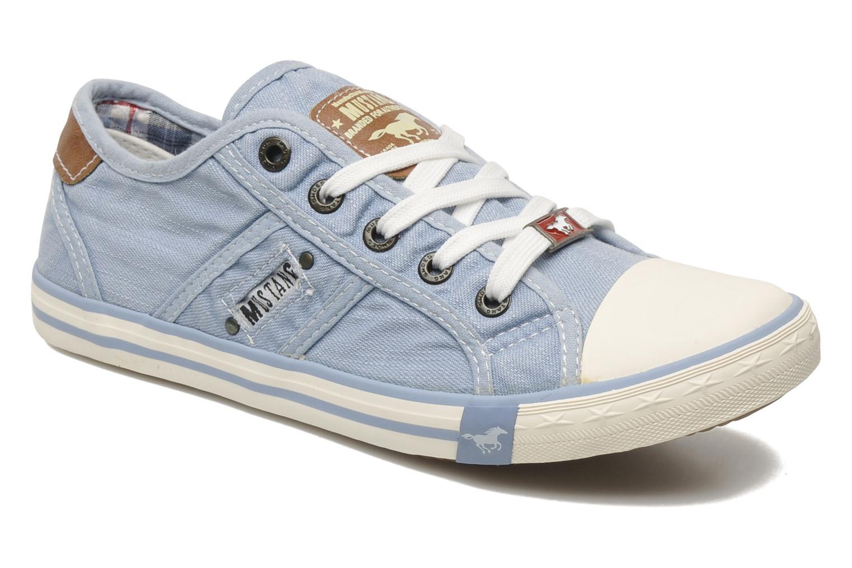 Pastelblauw Nous Sneaker ATmkzNTGh6