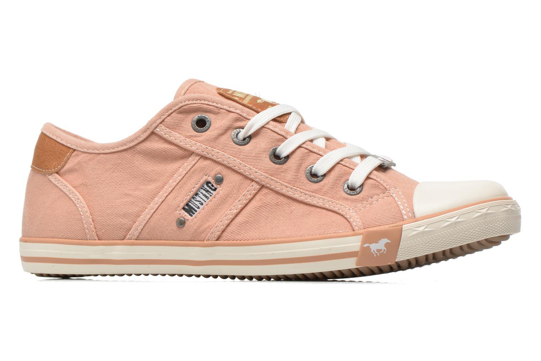 Sneakers Mustang shoes Pitaya Orange se bagfra