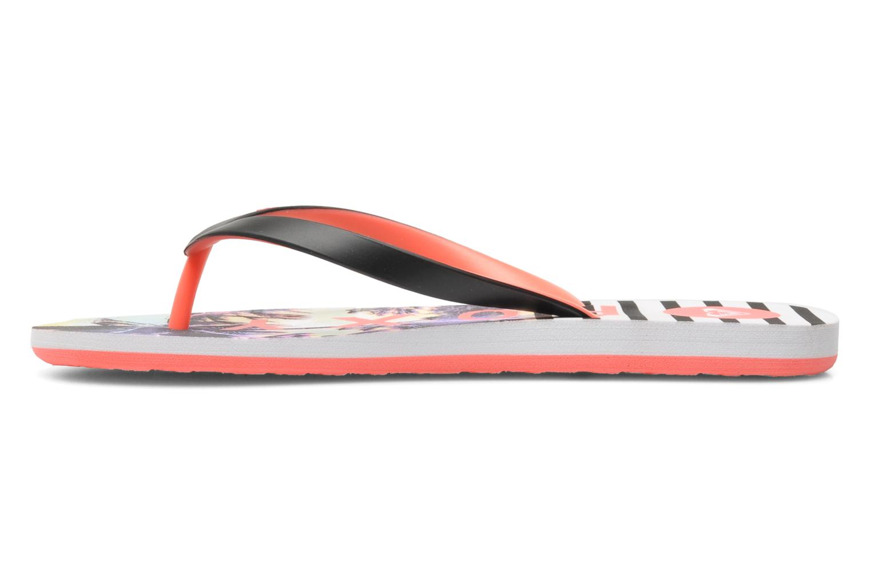 Slippers Roxy Tahiti V Multicolor voorkant