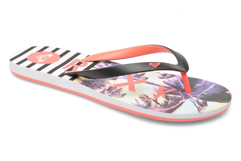Slippers Roxy Tahiti V Multicolor detail