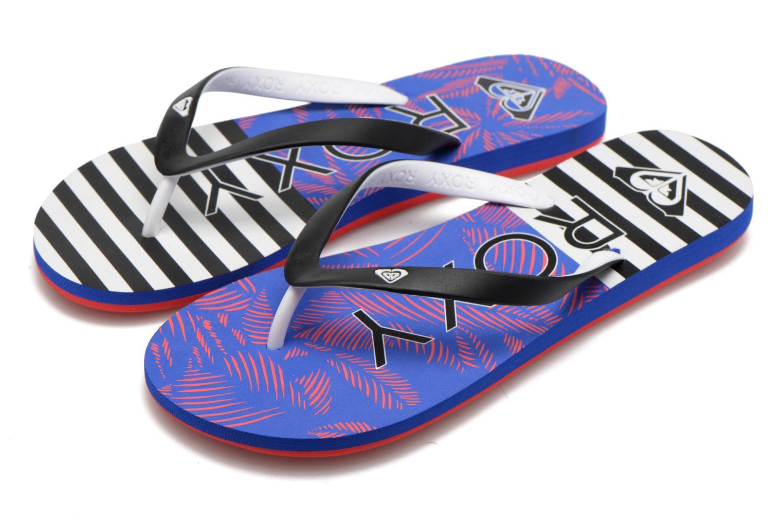 Slippers Roxy Tahiti V Zwart 3/4'
