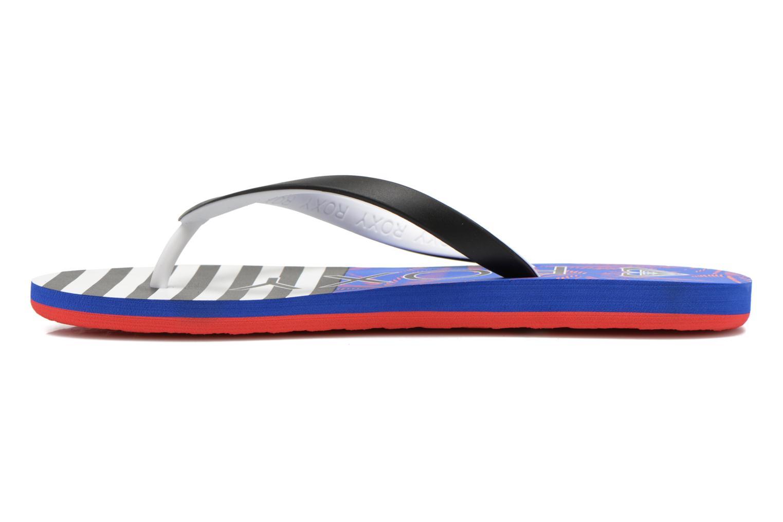 Slippers Roxy Tahiti V Zwart voorkant