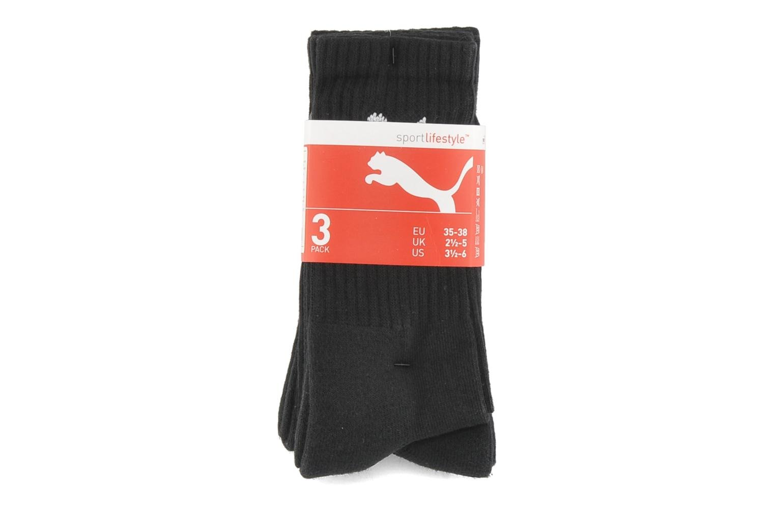 Socks & tights Puma Socks Sport Black back view