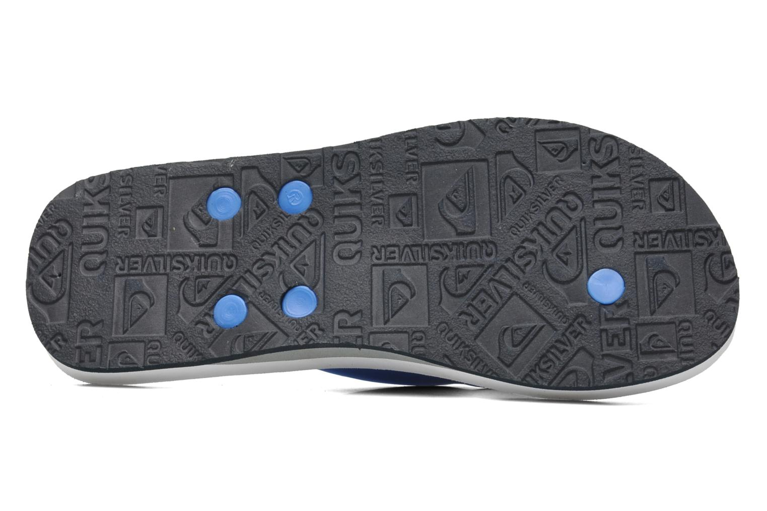 Slippers Quiksilver Maldive Bank On It Wit boven