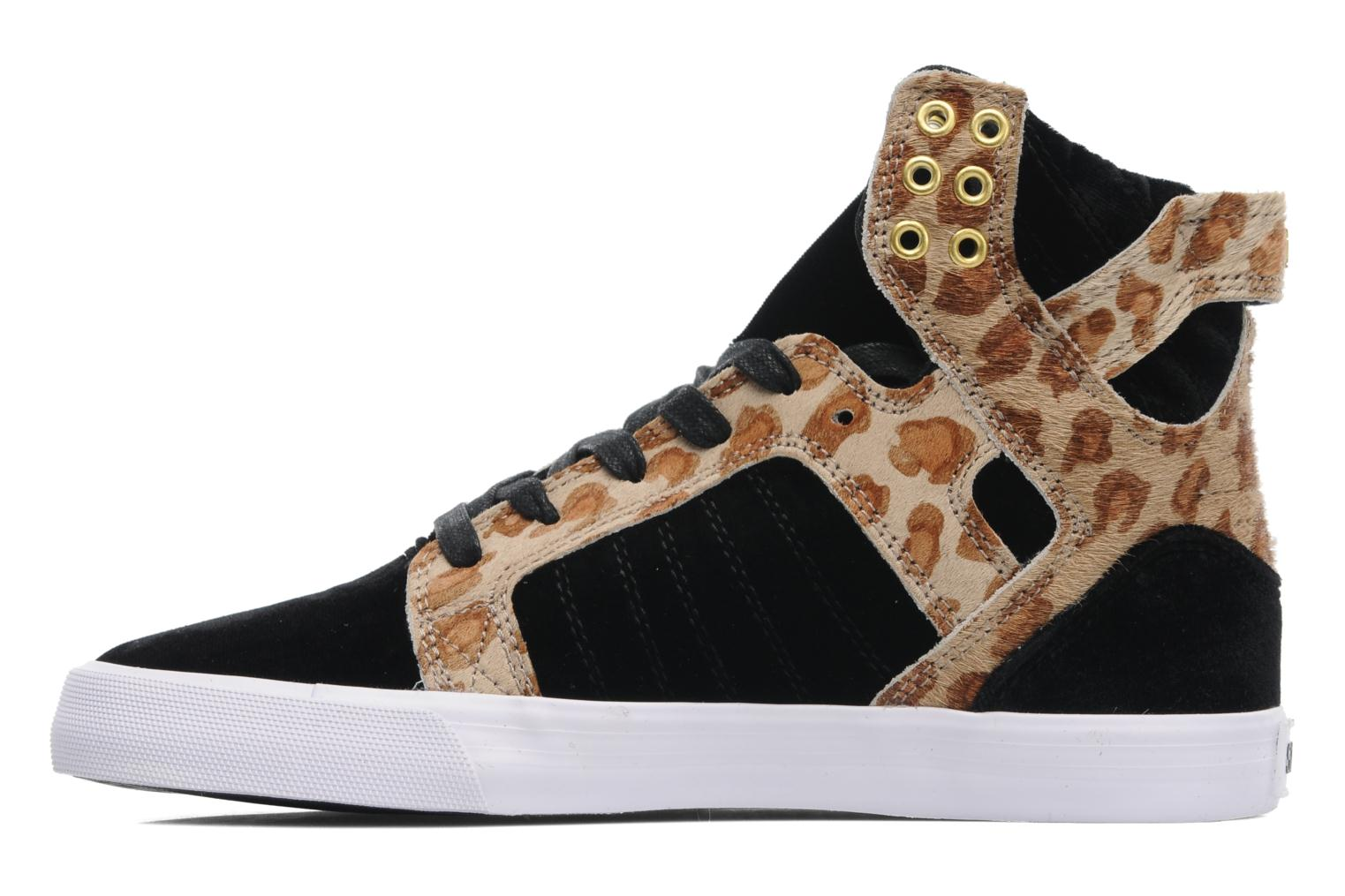 Baskets Supra Skytop A-Morir W Multicolore vue face