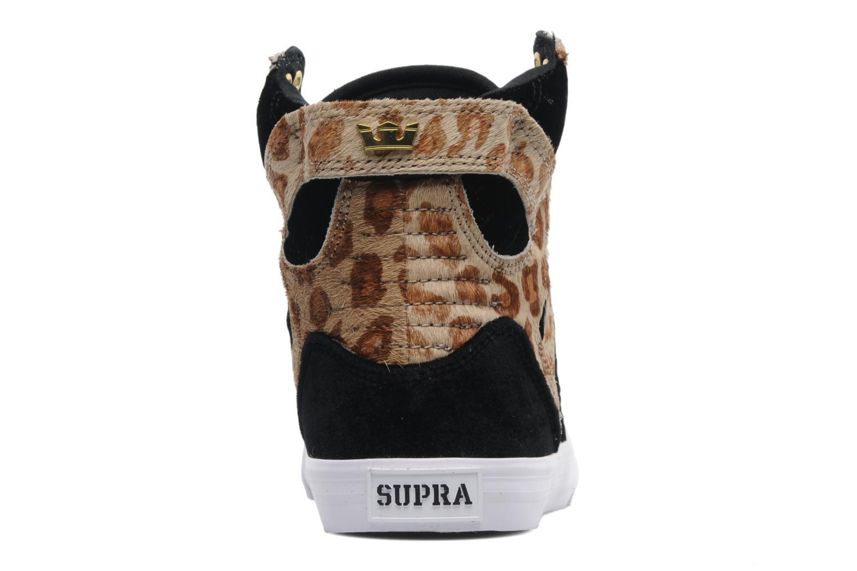 Sneakers Supra Skytop A-Morir W Multicolore immagine destra