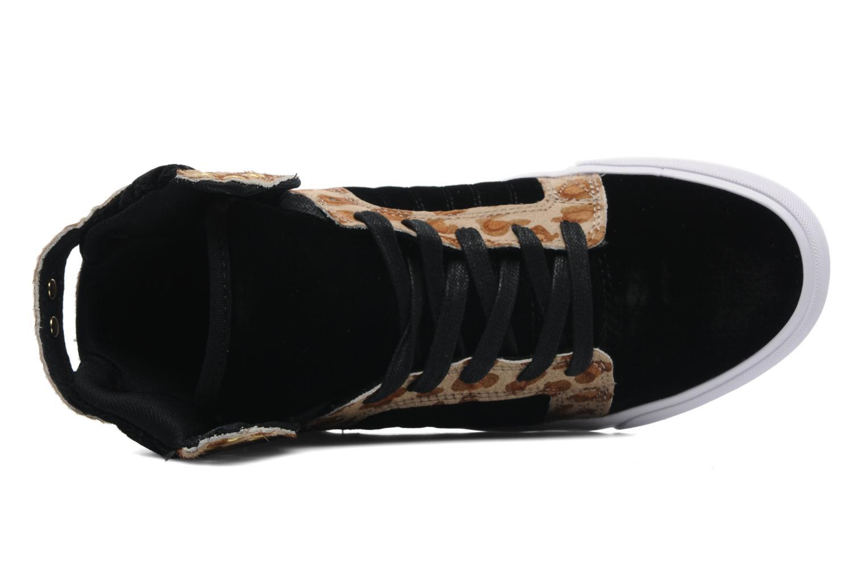 Sneakers Supra Skytop A-Morir W Multicolore immagine sinistra