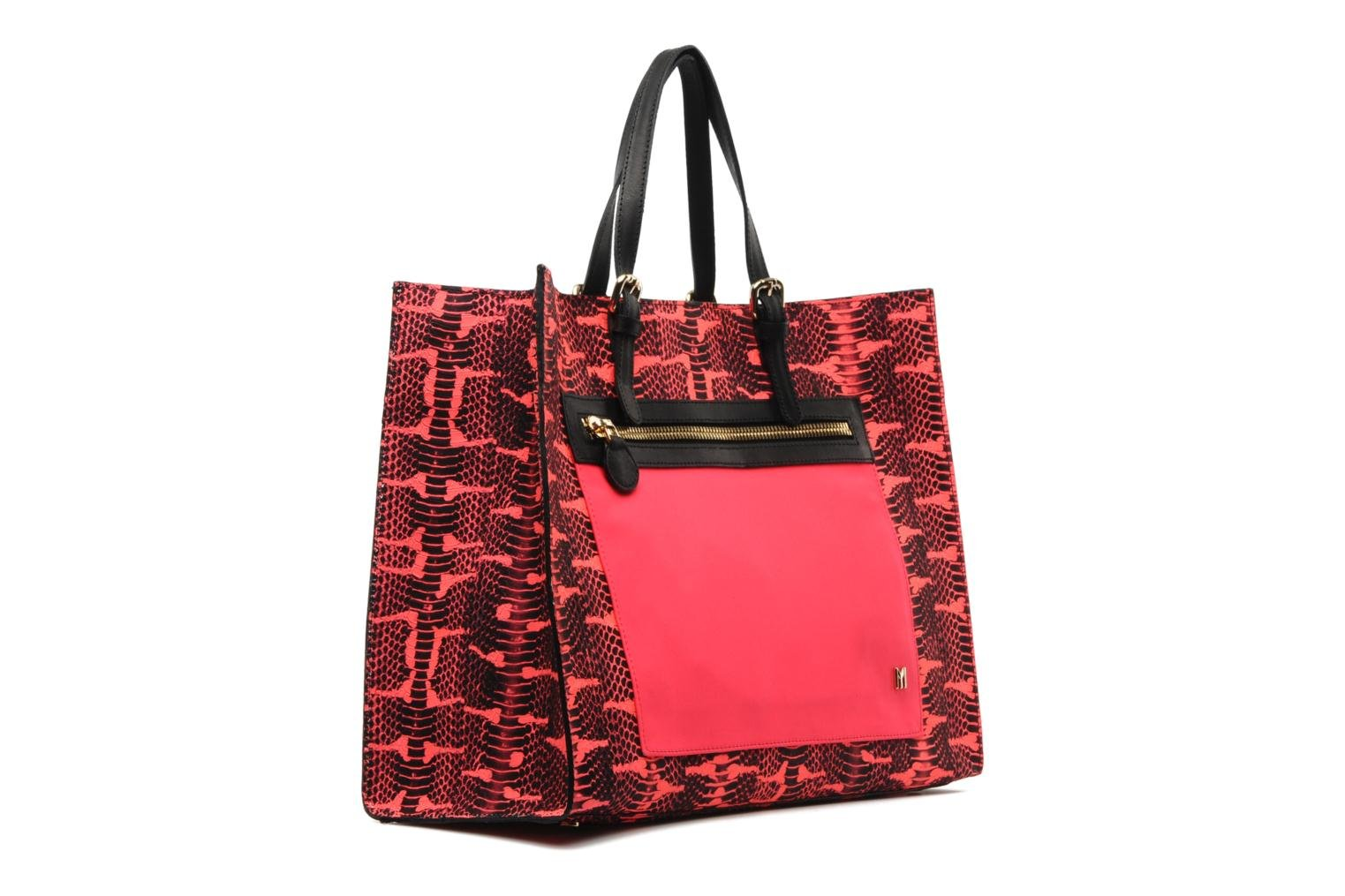 Handbags MySuelly Jo Pink view from the right