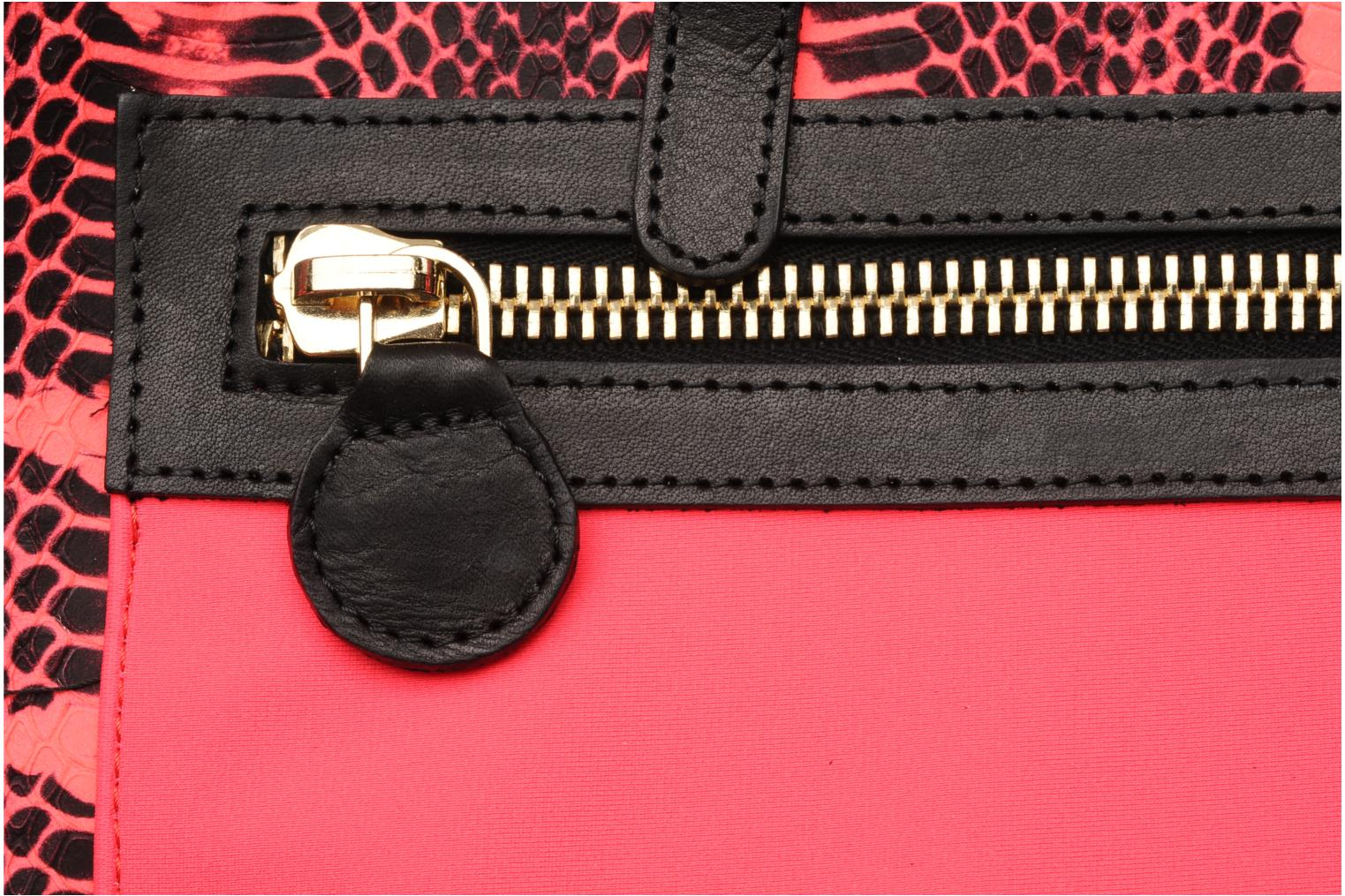 Handbags MySuelly Jo Pink view from the left