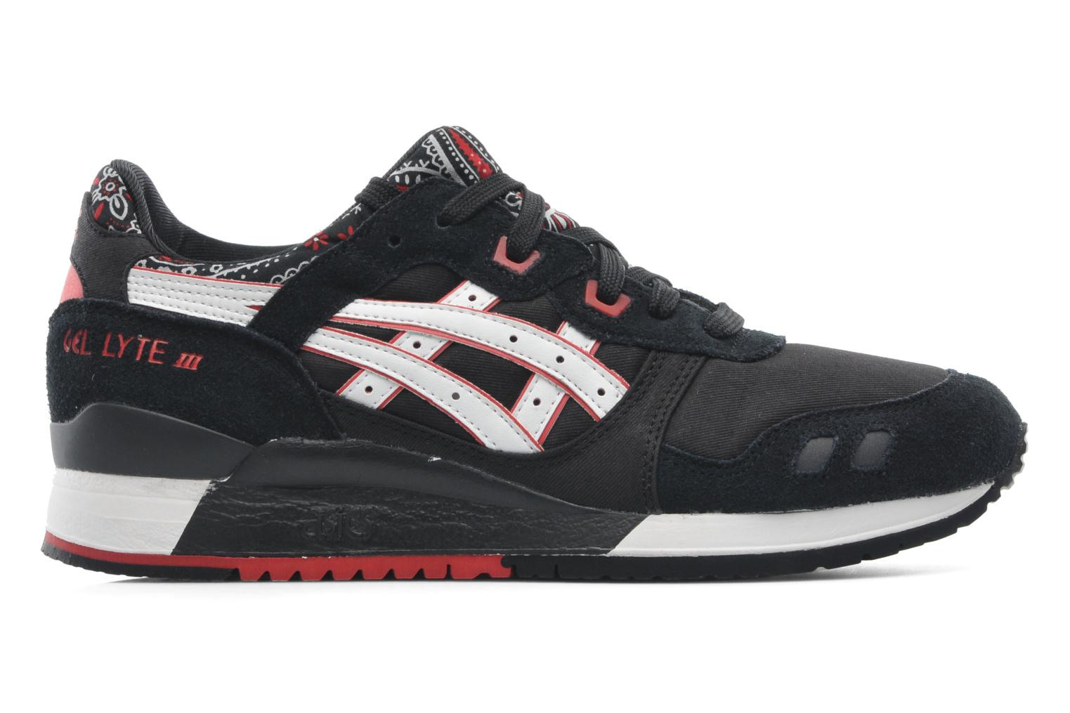 Gel-lyte III Black/white