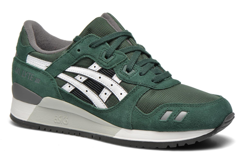Chaussures De Gel Asics Vert Pour Les Hommes bbnMwhj
