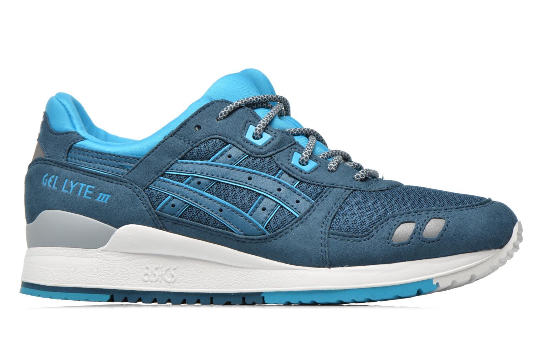 Sneakers Asics Gel-lyte III Blauw achterkant