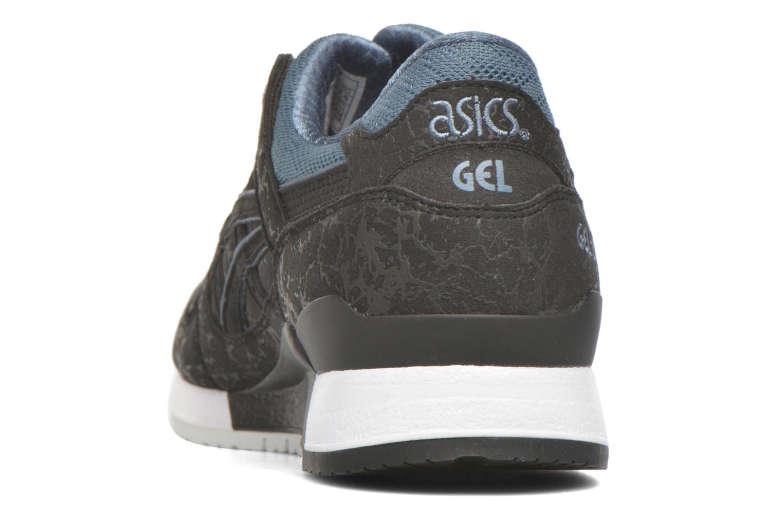 Sneakers Asics Gel-lyte III Zwart rechts