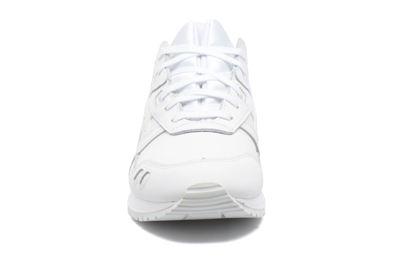 Trainers Asics Gel-lyte III White model view