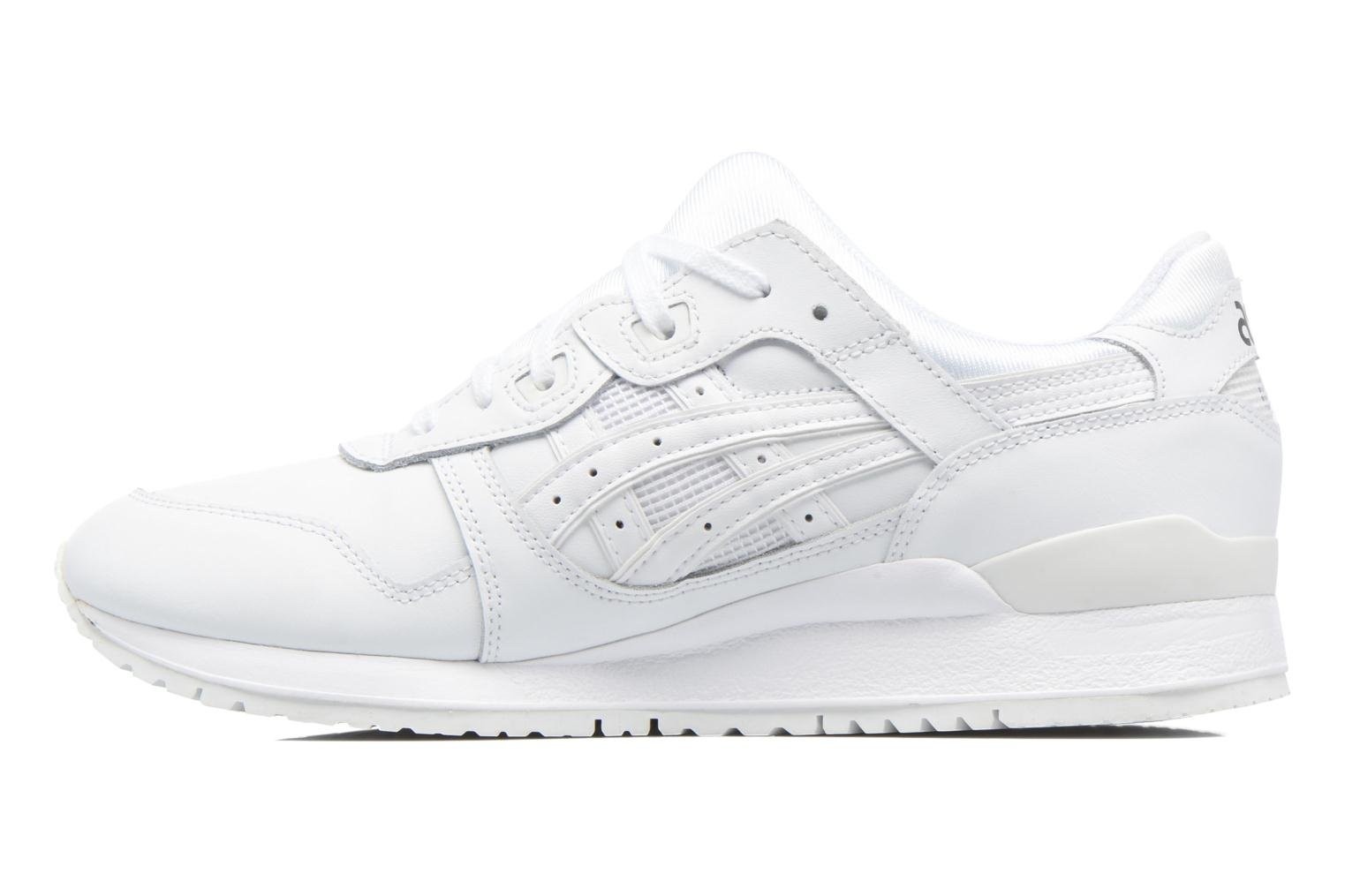 Trainers Asics Gel-lyte III White front view