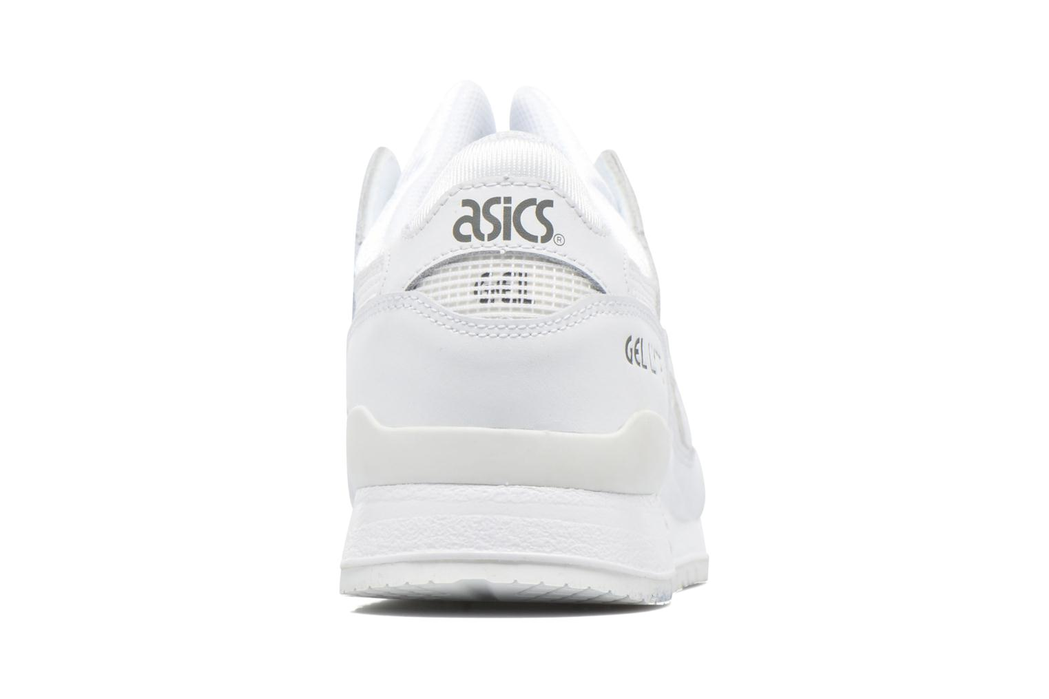 Trainers Asics Gel-lyte III White view from the right