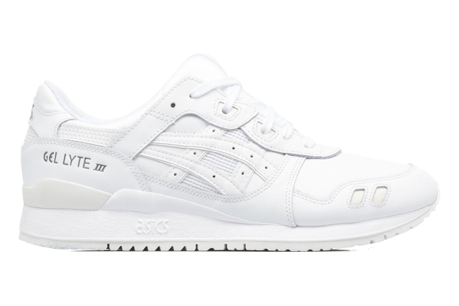 Trainers Asics Gel-lyte III White back view
