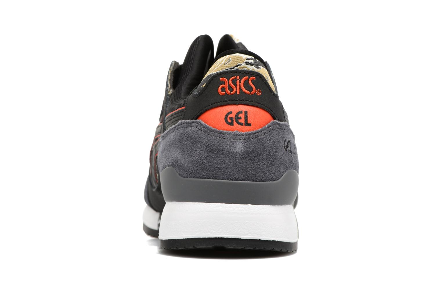 Gel-lyte III Black/Black 4