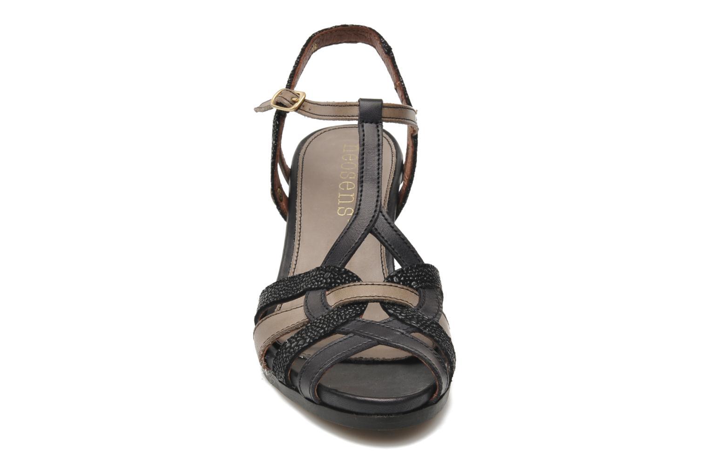 Sandalen Neosens Moll 484 schwarz schuhe getragen