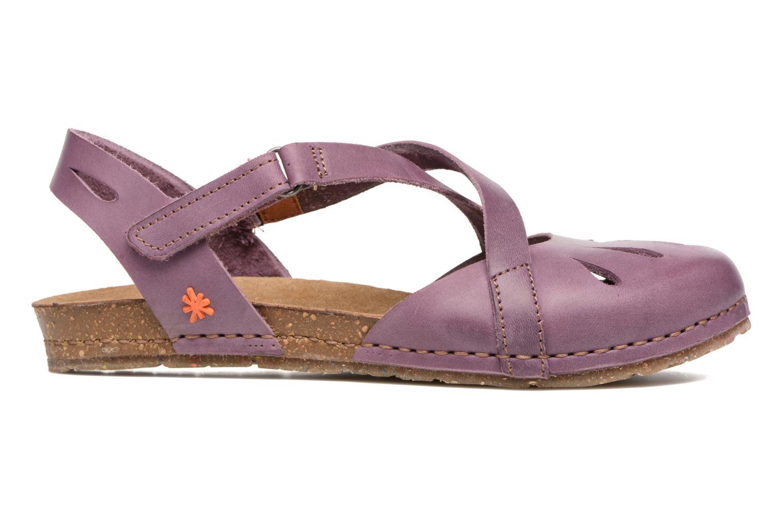 Sandales et nu-pieds Art Creta 449 Violet vue derrière