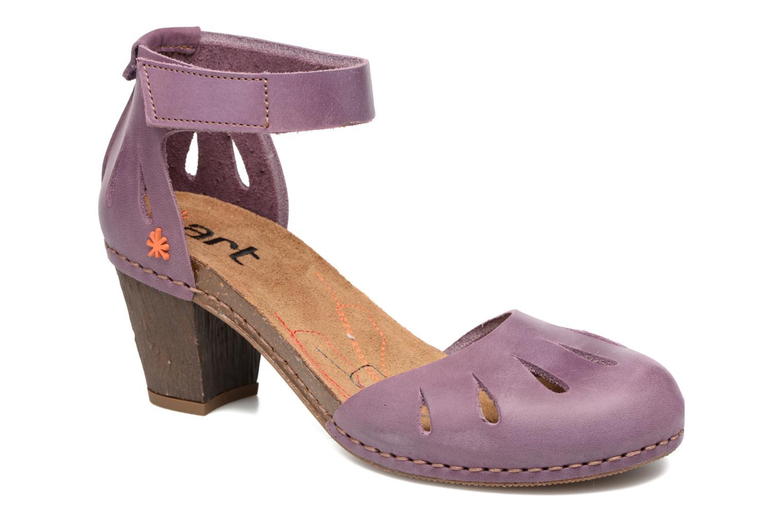 Sandales et nu-pieds Art I Meet 144 Violet vue détail/paire