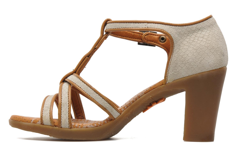 Sandalen Art Rio 294 Beige voorkant