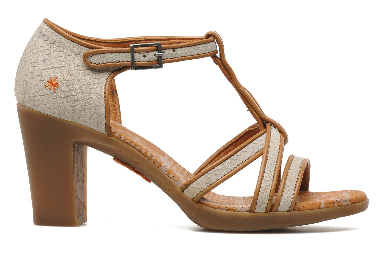 Sandalen Art Rio 294 Beige achterkant