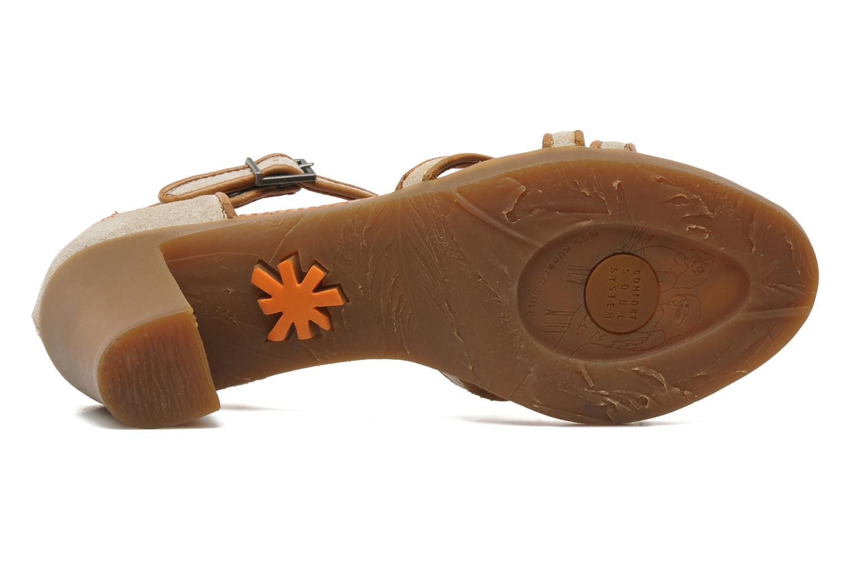Sandalen Art Rio 294 Beige boven