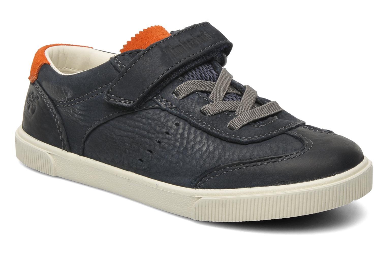 Sneaker Timberland EK Hookset Camp Ox Bungee with Strap blau detaillierte ansicht/modell