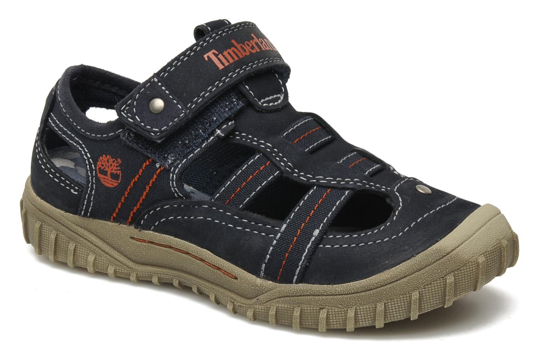 Sneakers Timberland EK Castleton Fisherman Azzurro vedi dettaglio/paio