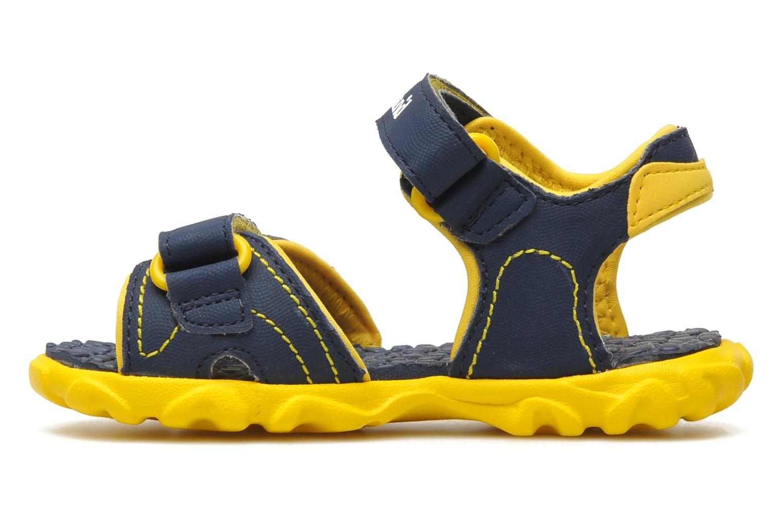 Sandalen Timberland Splashtown 2 Strap Sandal Blauw voorkant