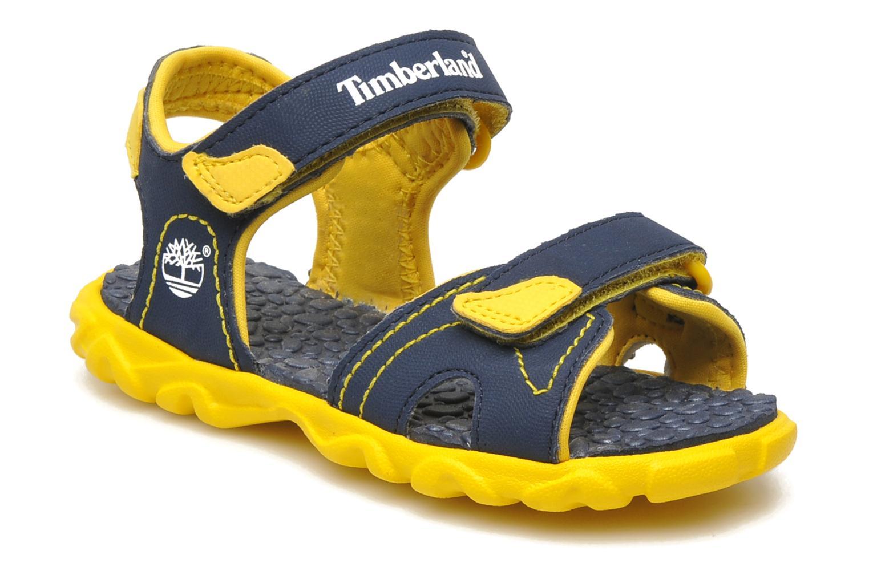 Sandalen Timberland Splashtown 2 Strap Sandal Blauw detail