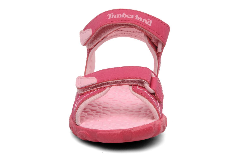 Sandalen Timberland Splashtown 2 Strap Sandal Roze model