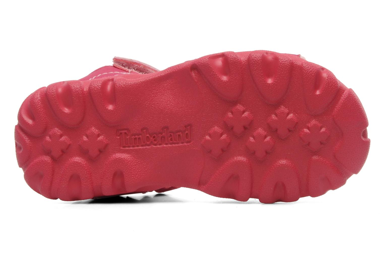 Sandalen Timberland Splashtown 2 Strap Sandal Roze boven