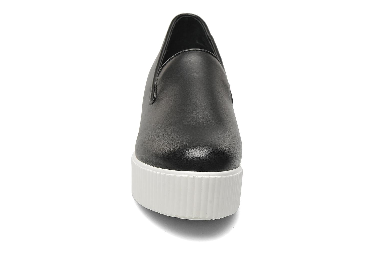 Lacharite Black leather