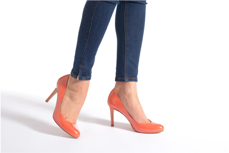 Zapatos de tacón L.K. Bennett Stila Naranja vista de abajo