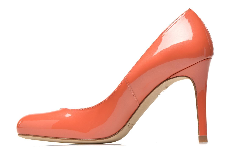Zapatos de tacón L.K. Bennett Stila Naranja vista lateral derecha