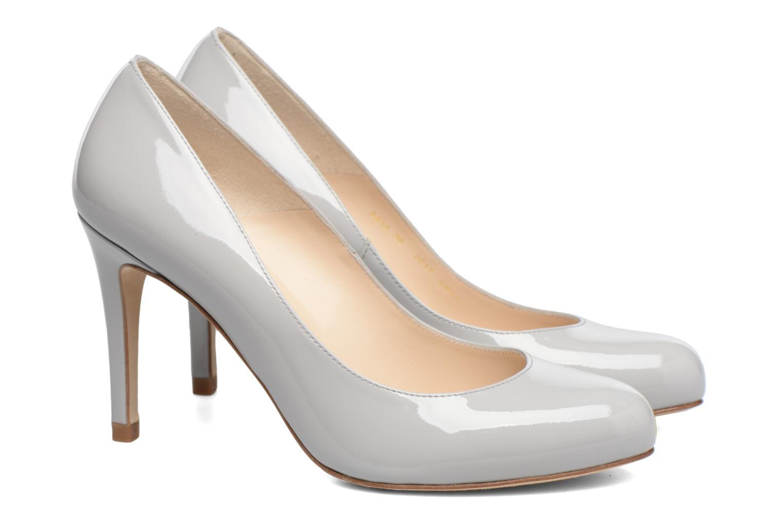 Zapatos de tacón L.K. Bennett Stila Gris vista 3/4
