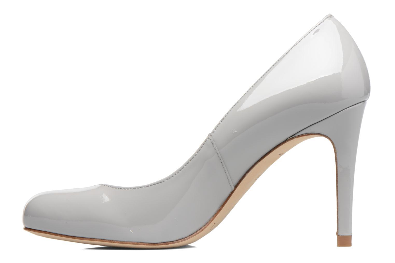 Zapatos de tacón L.K. Bennett Stila Gris vista de frente