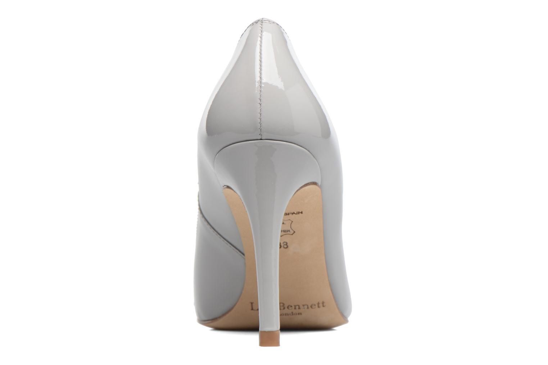Zapatos de tacón L.K. Bennett Stila Gris vista lateral derecha