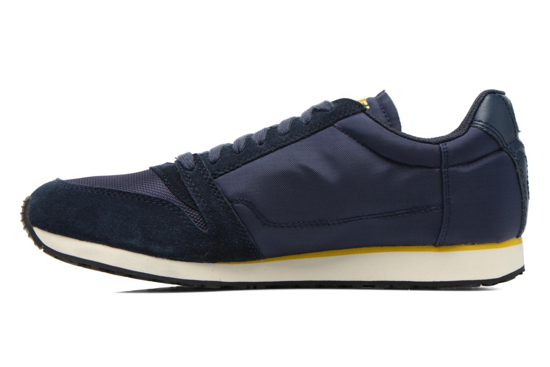 Sneakers Diesel Slocker S Blauw voorkant