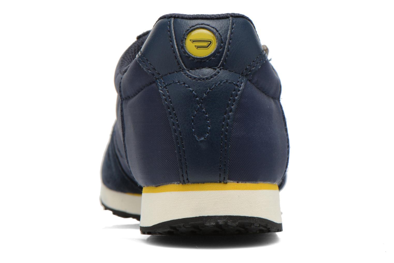 Sneakers Diesel Slocker S Blauw rechts