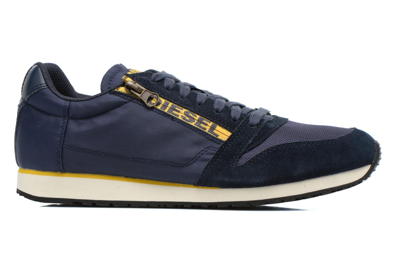 Sneakers Diesel Slocker S Blauw achterkant